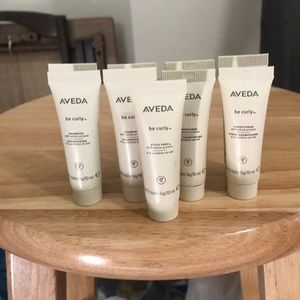 Aveda Be Curly Set